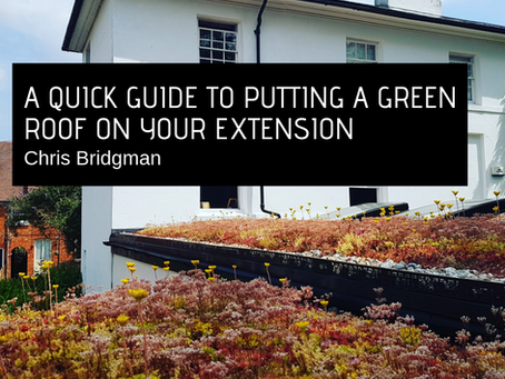 QUICK GUIDE: How to install a green roof
