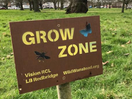 Ask Redbridge to extend the Wild Wanstead Grow Zones