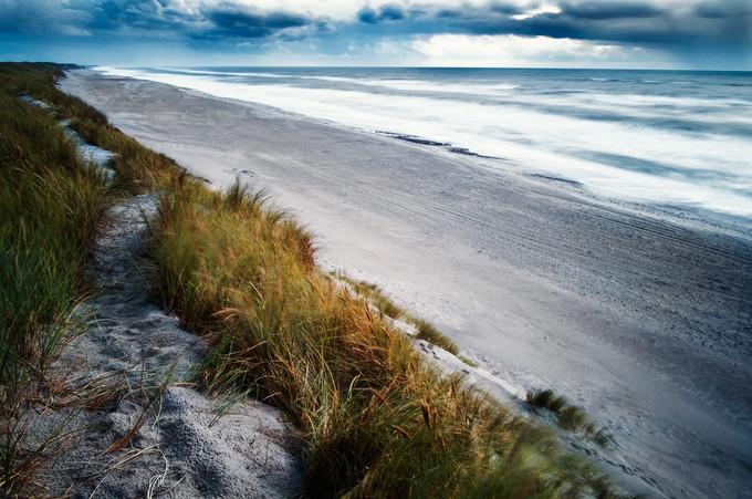 dänsiche Küste, Strand, Düne, Nordsee