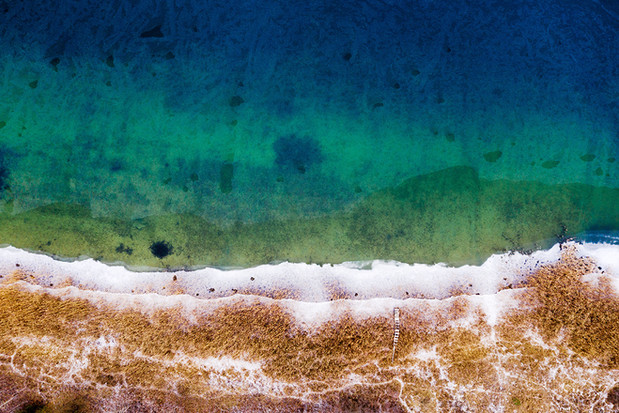 Gremminer See im Winter
