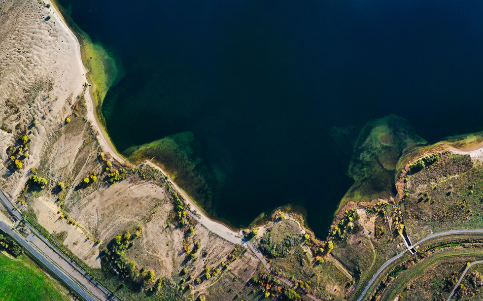 Uferlinie Seelhausener See