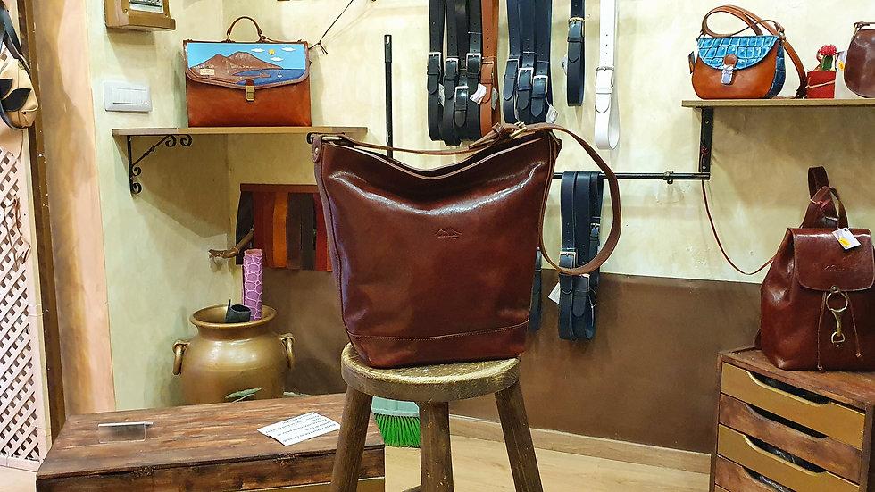 Bag / Bucket Coffee color