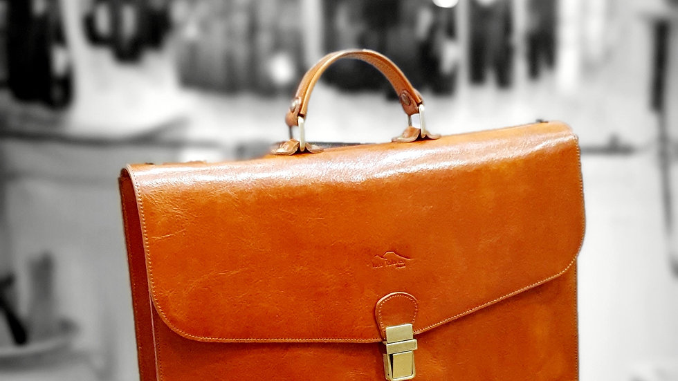 Men's briefcase (slim)