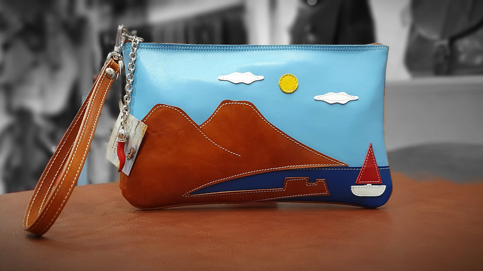 Pochette Napoli by day