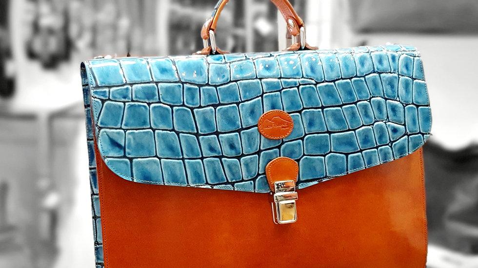 Women's briefcase (slim)