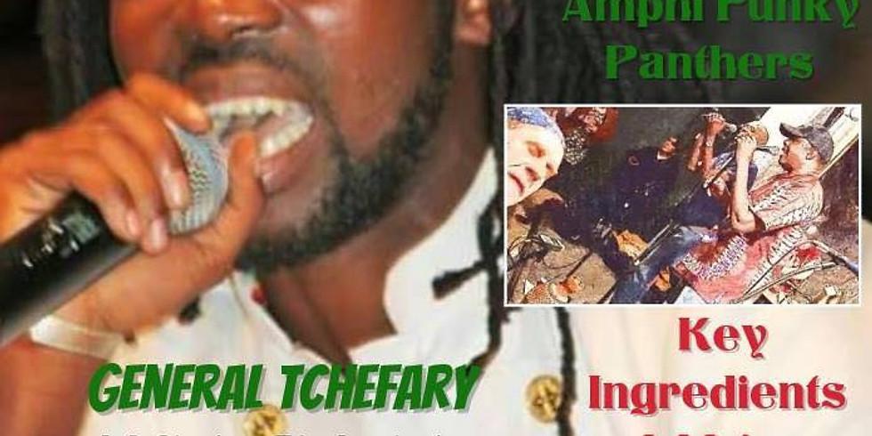 Fundraiser: African Roots Reggae at Amphitheater High School