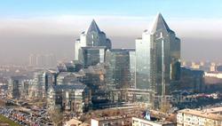 Administration Complex - Nurly Tau - Kazakhstan