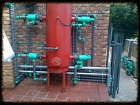 PPR Pipes and fittings.