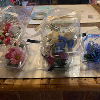 Thank you to Flowers & Gifts of Love for these beautiful corsages for our youth!