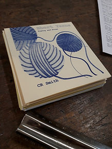 Poetry zine by CR Smith