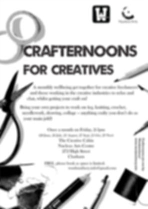Crafternoon poste