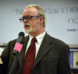 Bill Lewis reads