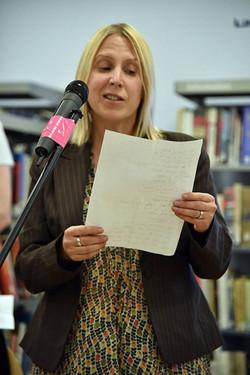 Sarah Hehir reads