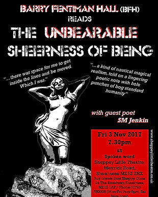 Poster for theatre show