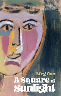 Cover of A square of sunlight by Meg Cox