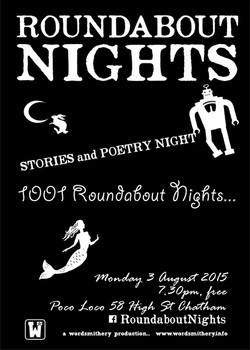 Roundabout Nights poster