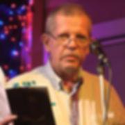 Reuben performs at Newcastle Stanza