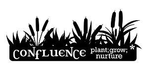 Confluence Plant Grow Nurture logo