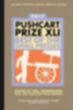 Pushcart anthology cover