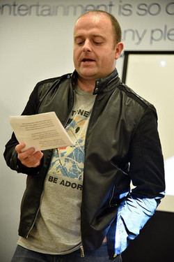 Matt Chamberlain reads