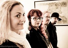 4 writers photo