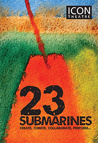 Cover of 23 Submarines book