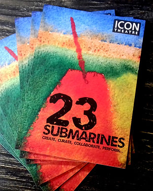 23 Submarines book cover