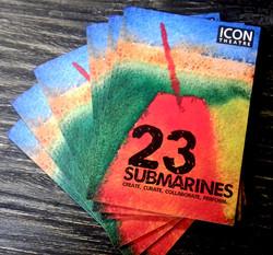 23 Submarines book