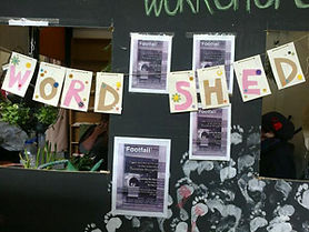 WordShed at Footfall photo