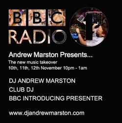 DJ Andrew Marston