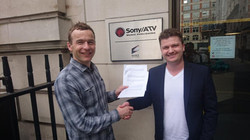 Sony Deal signed