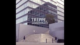 Treppe, Kennedyplatz