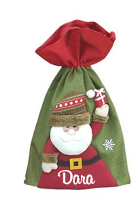Christmas Santa Sack – Personalised