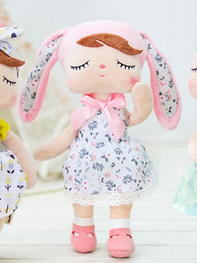 Meetoo© Plush Retro Bunny – PERSONALISED