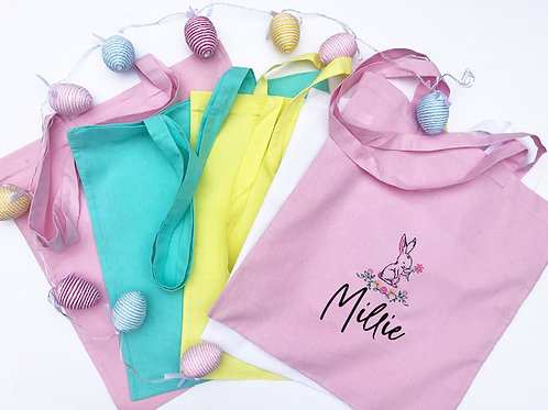 Easter Bags - Embroidered with Name