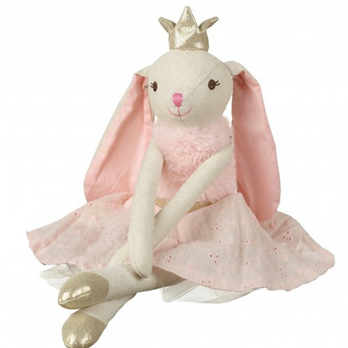Princess Bunny - Embroidered with Name