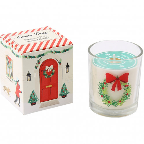Joy to the World - Small Boxed Candle