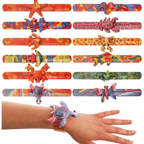 Animal Snap Unicorn Bracelets  - Personalised Gift Wrap