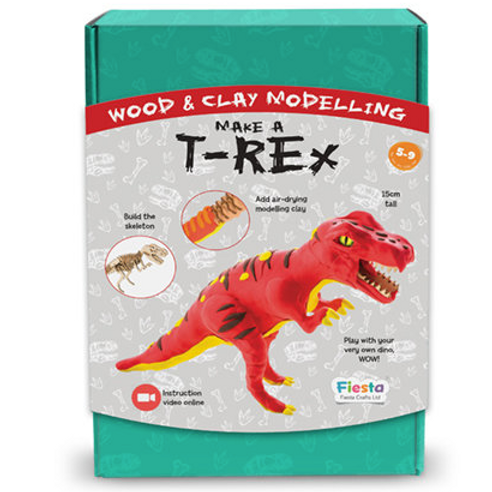 Make a T-Rex Dinosaur