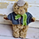 Thumbnail: MINI Tweed Teddy Bear  - PERSONALISED