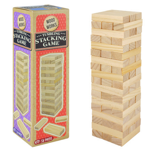 Tumbling Stacking Game - Small
