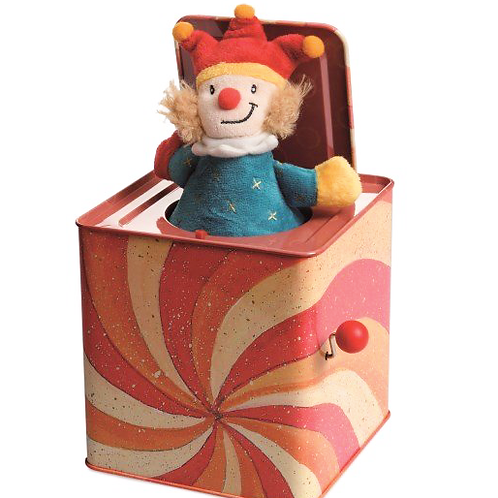 Jack in the Box - Pop up Toy