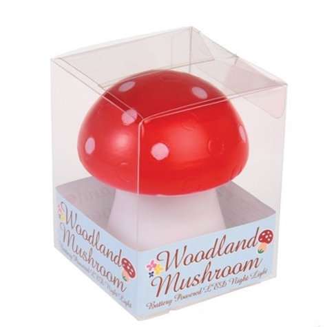 Toadstool Nightlight - Battery operated
