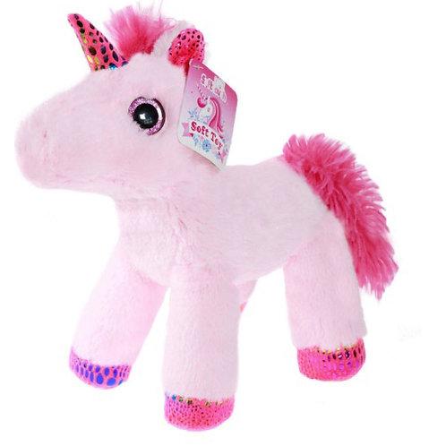 Soft Fluffy Unicorn - Gift Wrapped