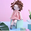 Thumbnail: Crochet Doll 'Eliza' - Handcrafted