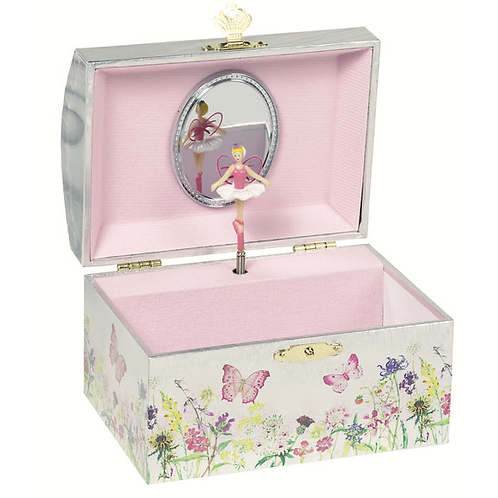 Pixie themed Music Box