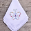 Thumbnail: Embroidered Butterfly Hankies - Personalised