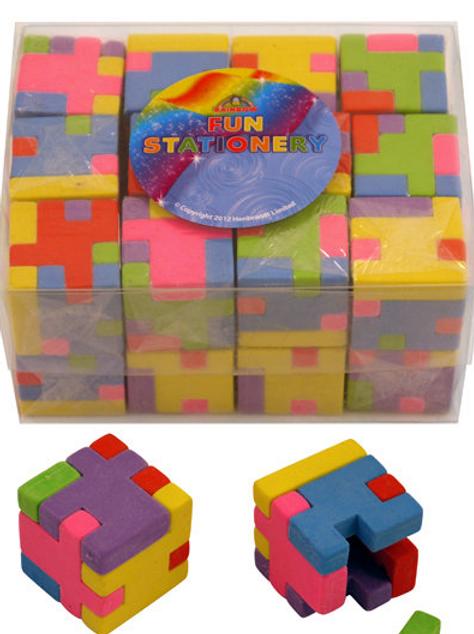 Eraser Cubes - Personalised Gift Wrap