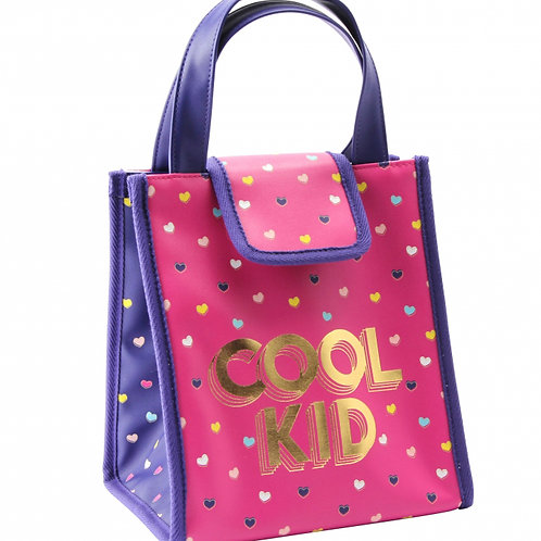 Cool Kid Lunch Bag - INSULATED