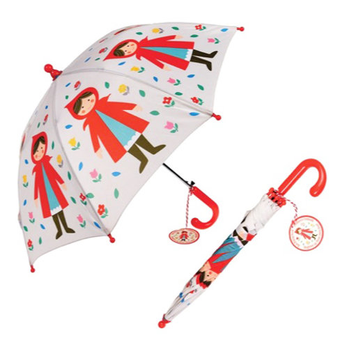 Red Riding Hood Umbrella - Child